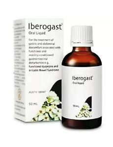 Iberogast Oral Liquid 50ml for Dyspepsia and Irritable Bowel Syndrome FREE POSTA
