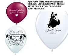 "300 x 11"" Personalised Balloons - Custom Printed Balloon Helium Quality Latex"