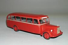 RARE !! Mercedes 0 3100 Bus Hand Made Vector Models 1/43