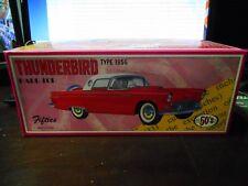 Fifties - 1956 Thunderbird Hard Top (Red)