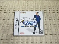 Phoenix Wright Ace Attorney para Nintendo DS, DS Lite, DSi XL, 3ds