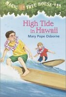 High Tide in Hawaii (Magic Tree House 28) by Mary Pope Osborne