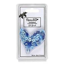 Contemporary (1981-Now) Plastic Assorted Cardmaking & Scrapbooking Buttons