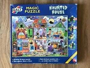 GALT MAGIC 50 Piece Jigsaw Puzzle - HAUNTED HOUSE