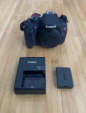 Canon EOS Rebel T5 18.0MP Digital SLR Camera Black (Body Only) - Ships Same Day