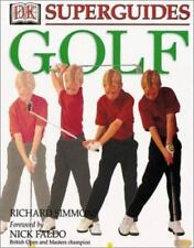 Superguides: Golf by Richard Simmons c2001 VGC Hardcover, We Combine Shipping