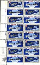 Apollo Soyuz Stamps Full Sheet And Half Sheet Mint Never Hinged
