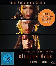 Strange Days [1995] (Blu-ray)~~~Ralph Fiennes, Angela Bassett~~~NEW & SEALED