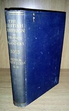 The British Campaign in France and Flanders 1915 Arthur Conan Doyle Volume 2