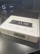LaMetric Time Wi-Fi Clock for Smart Home and Business