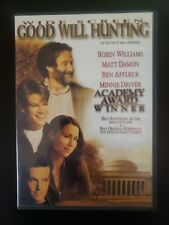 Good Will Hunting Dvd Complete With Case & Cover Artwork Buy 2 Get 1 Free