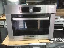 BRAND NEW Bosch HBC36D754B Logixx Combination Brushed Steel Steam Oven