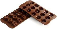 Silikomart SCG19 Choc Facile : Fantaisie : tampon pour bonbons au chocolat