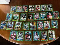 1986 Topps Football Card Lot NFL Perfect Set Building Cards