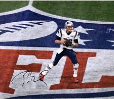 Tom Brady Autographed Signed 8x10 Photo ( Patriots ) REPRINT ,