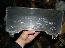 03-04 Jeep Wrangler TJ SPEEDOMETER  Gauge Instrument Cluster RPM TACHOMETER