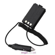 12V Car Charger Battery Eliminator for Baofeng Dual Band Radio UV5R 5RA 5RE