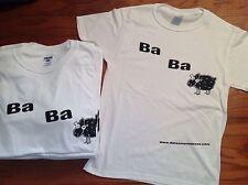 Ba Ba Black Sheep T-Shirt Old School Hip Hop Tee Native Tongues Chris Farely