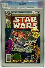 Star Wars #20 CGC 9.6 White Pages 1979 Marvel Comics
