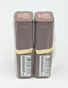 L'Oreal Colour Riche Lipstick Matte 983 Utmost Taupe 2 Pack FACTORY SEALED