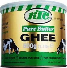 Ktc Butter Ghee -1 x 500g