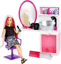 Barbie - Peluquería purpurina Mágica (mattel Dtk05)