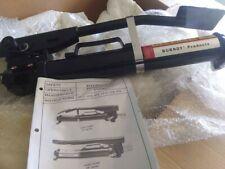 burndy hydraulic crimper, Fp 10 Hydraulic Foot Pump 10,000 Psi
