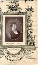 Lemercier, Paris-Théâtre, Gabrielle Delphine Élisabeth Ugalde (1829-1910), artis