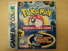 Pokemon Trading Card Game, Gameboy Color, OVP