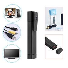 T190 Wide Angle Mini HD DV Camera Pen Recorder Hidden DVR DC Video Spy Cam 1080P