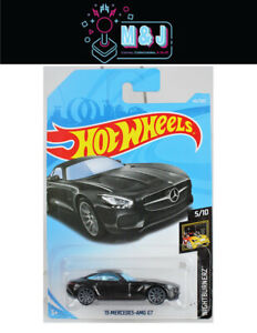 Hot Wheels '15 Mercedes-AMG GT 142/365  (Aussie Seller)