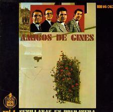 AMIGOS DE GINES (SEVILLANAS EN PRIMAVERA VOLUMEN 1)-EL CAMINO CON GINES + COSAS