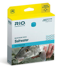 RIO MAINSTREAM SALTWATER WF-9-F #9 WT. WEIGHT FORWARD FLOATING FLY LINE