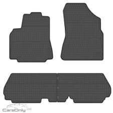 Fußmatten für Audi A3 2008-2012 3D Passform Hoher Rand Gummimatten Grau