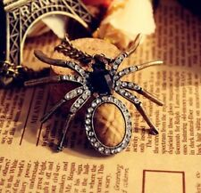 Spider Necklace Pendant Charm Gothic Steampunk Insect Fashion Gift Present
