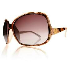 Electric Lovette Sunglasses Gold Python / Brown Gradient ES07325945