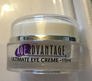 Ultimate Eye Creme by Age Advantage Laboratories