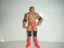 WWE CATCHEUR BATISTA BASIC ACTION SERIES FIGURINE CATCH MATTEL WWF