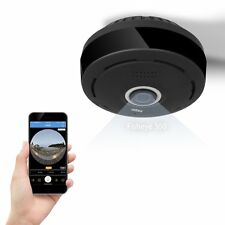 FREDI 960P WiFi IP Security Camera Wide Angle 180°-360° Mini Portable Indoor IR