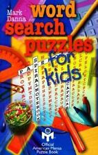 Word Search Puzzles for Kids, Danna, Mark, Good Book