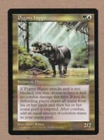 MTG - Pygmy Hippo - Visions - Rare EX/NM+ - Single Card