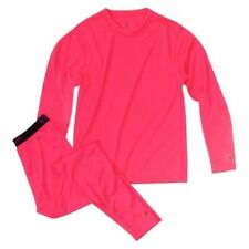 C9 by Champion Girls' Thermal Underwear Set - Pink - Large - NEW