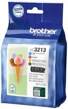 Brother LC-3213 Value-Pack BK/C/M/Y (Tintenpatrone)