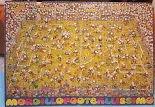 Mordillo footballissimo puzzle vintage football 84x60