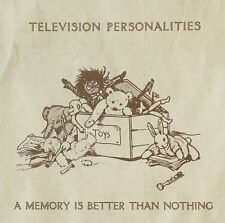 "Television Personalities ""A Memory Is Better Than Nothing"" - CD - NEU/OVP"