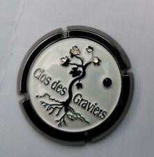RARE 143/150♥️ capsule bijoux clos des Graviers champagne  pierre mignon