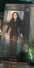 Barbie Collector The Twilight Saga: Breaking Dawn Part II Bella Doll, New