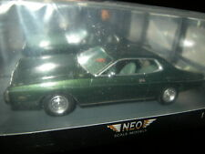 1:43 Neo Dodge Charger green/grün OVP