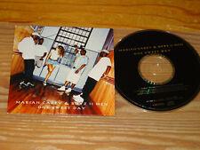 MARIAH CAREY & BOYZ II MEN - ONE SWEET DAY 2 TRACK MAXI-CD 1995 (IM CARDSLEAVE)