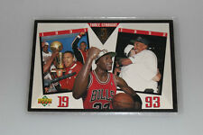 1993-94 Upper Deck michael jordan chicago bulls 'Third NBA championship